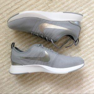 NWT Nike Dualtone Racer grey sneakers